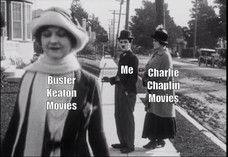 Me Charlie Chaplin Movies Buster Keaton Movies