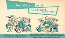 Gallant did all his Christmas shopping from his friends and family's Etsy shops, using money he made using Patreon support from his friends and family. ' from