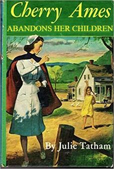 ABANDONS HER CHILDREN