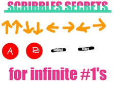 select start for infinite #1's
