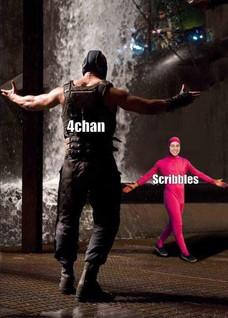 4chan Scribbles