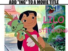 LILO & STITCHING
