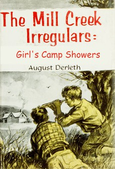 Girl's Camp Showers