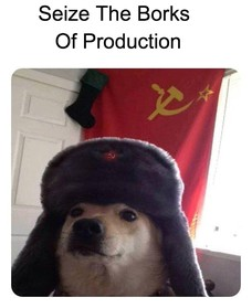 Seize The Borks Of Production